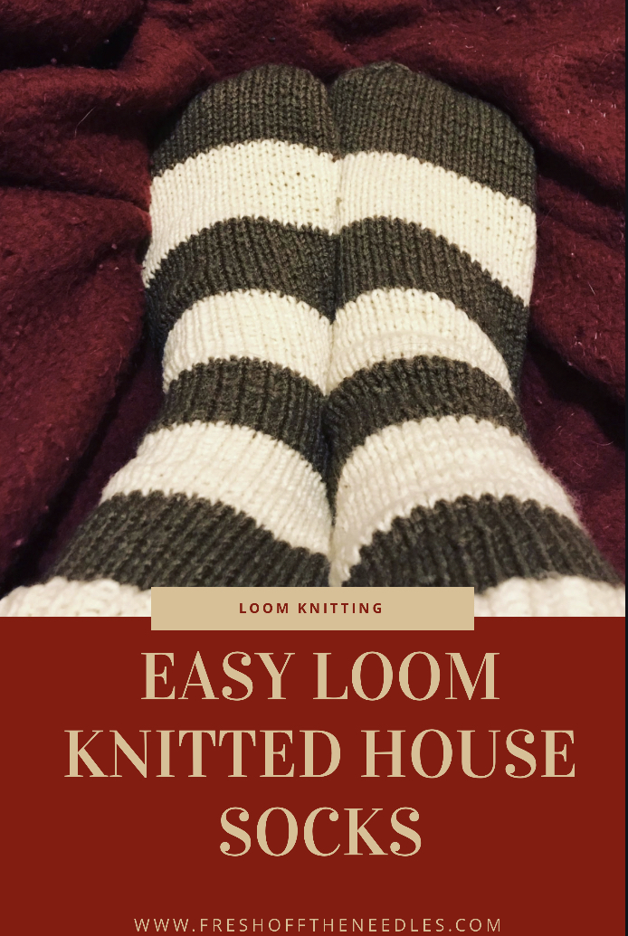 Projects from Fall 2018 - Loom Knitting, Crochet